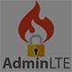 AdminLTE - User Privilege & Log Management System