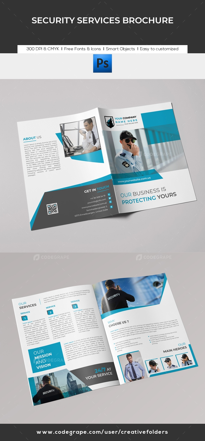 Security Services Brochure