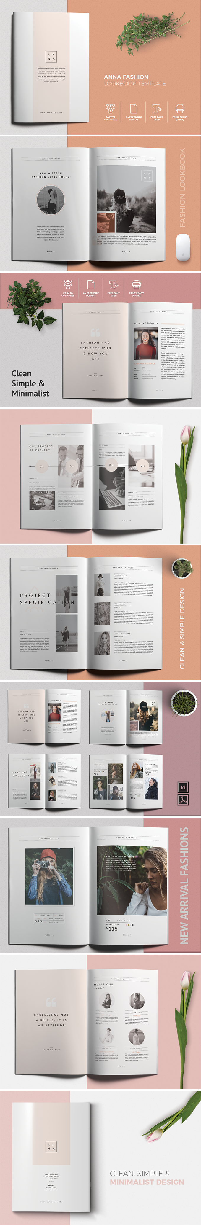 Multipurpose Brochure Template Vol. 08