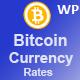Easy Bitcoin Realtime Currencies Rates - WordPress Plugin