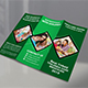 Children Care Trifold Brochure