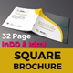 Square Brochure Magazine