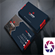 Corporate Business Card Vol- 19
