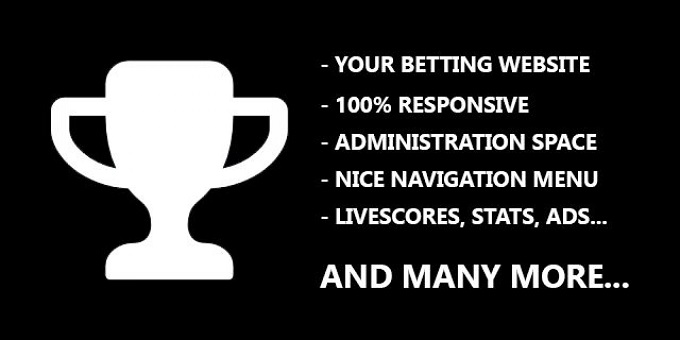 Tipster Sport Betting Website Script
