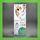 Dental Clinic Roll-up Banner