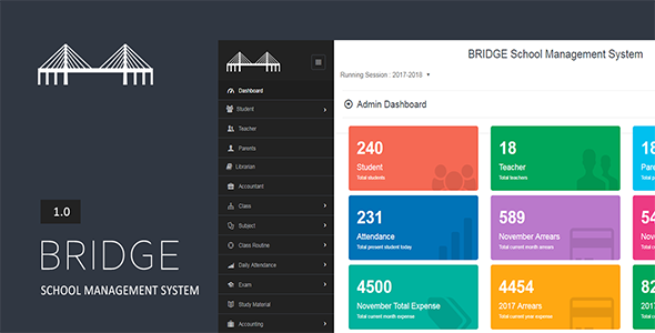 Bridge - School Management System