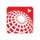 Geoscan Satellite Logo Template