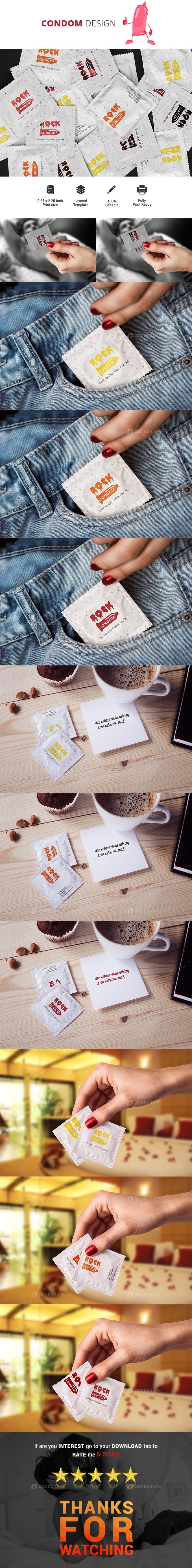 Condom Design VOL #01