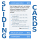 jQuery Sliding Cards