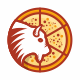 Bizon Pizza Logo