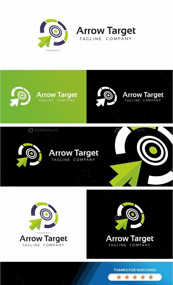 Arrow Target Logo