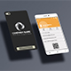 Smart Phone Business Card