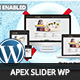 Apex Slider Responsive Wordpress Plugin