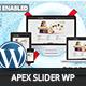 Apex Slider Responsive Wordpress Plugin