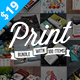 Elegant Print Templates Bundle with 100 Items - Only $19