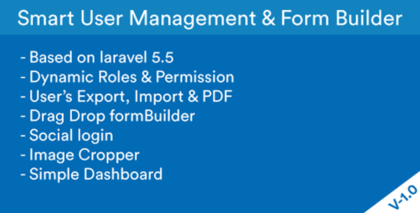 Advanced Form Builder and Manager