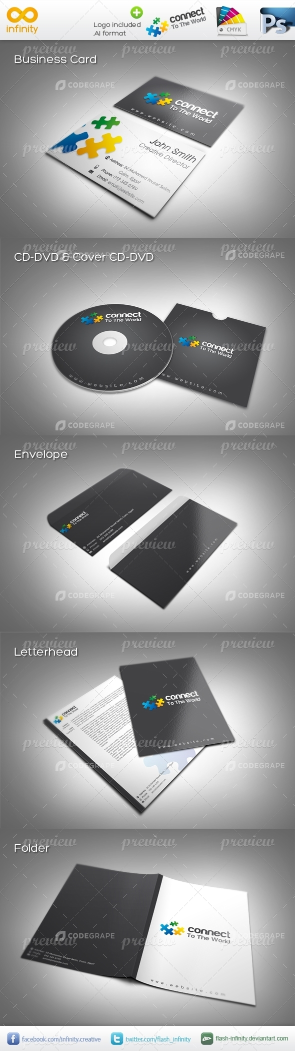 Connect Corporate Identity