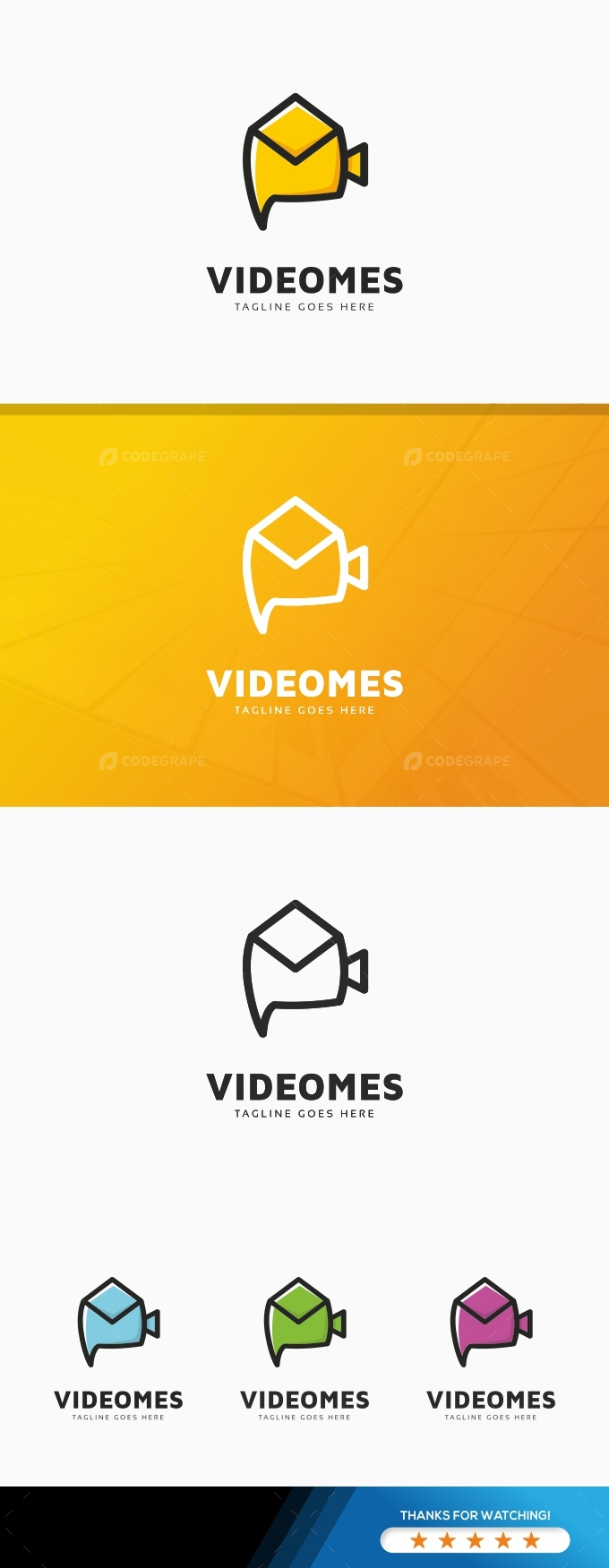 Video Message Logo