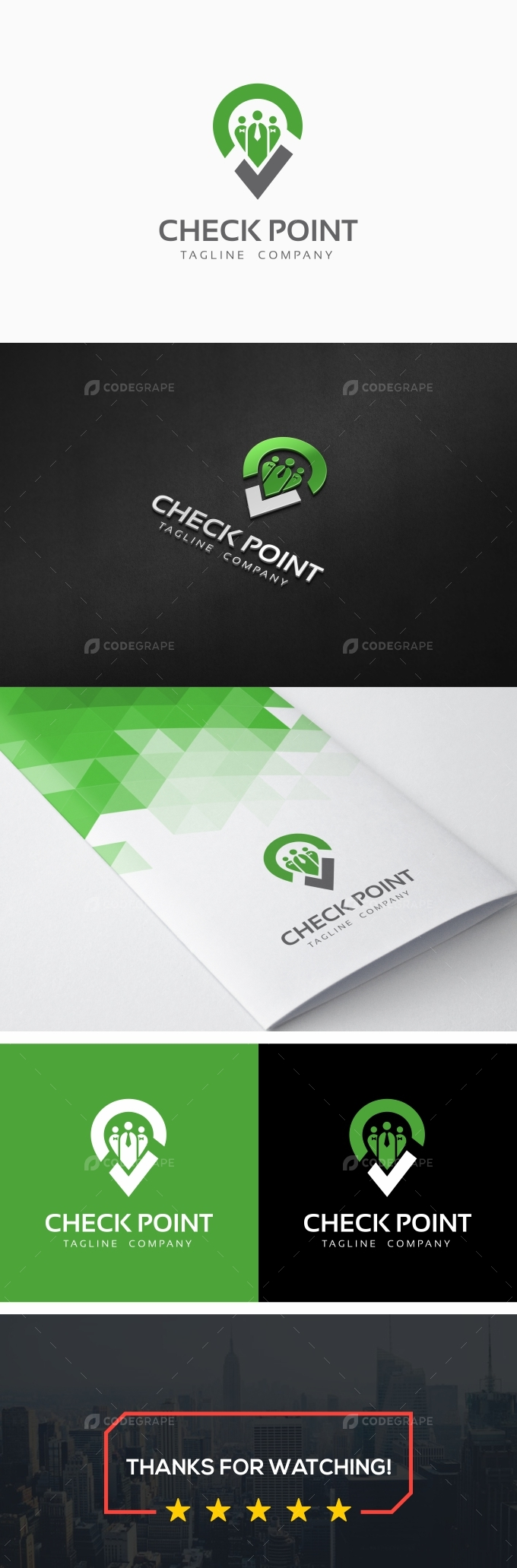 Human Check Logo