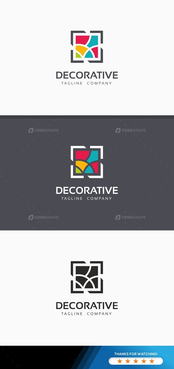 Decorative Logo
