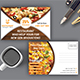 Corporate Restaurant Post Card