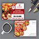 Corporate Restaurant Post Card