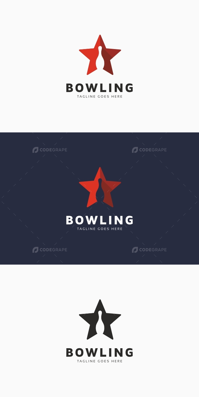 Bowling Star Logo