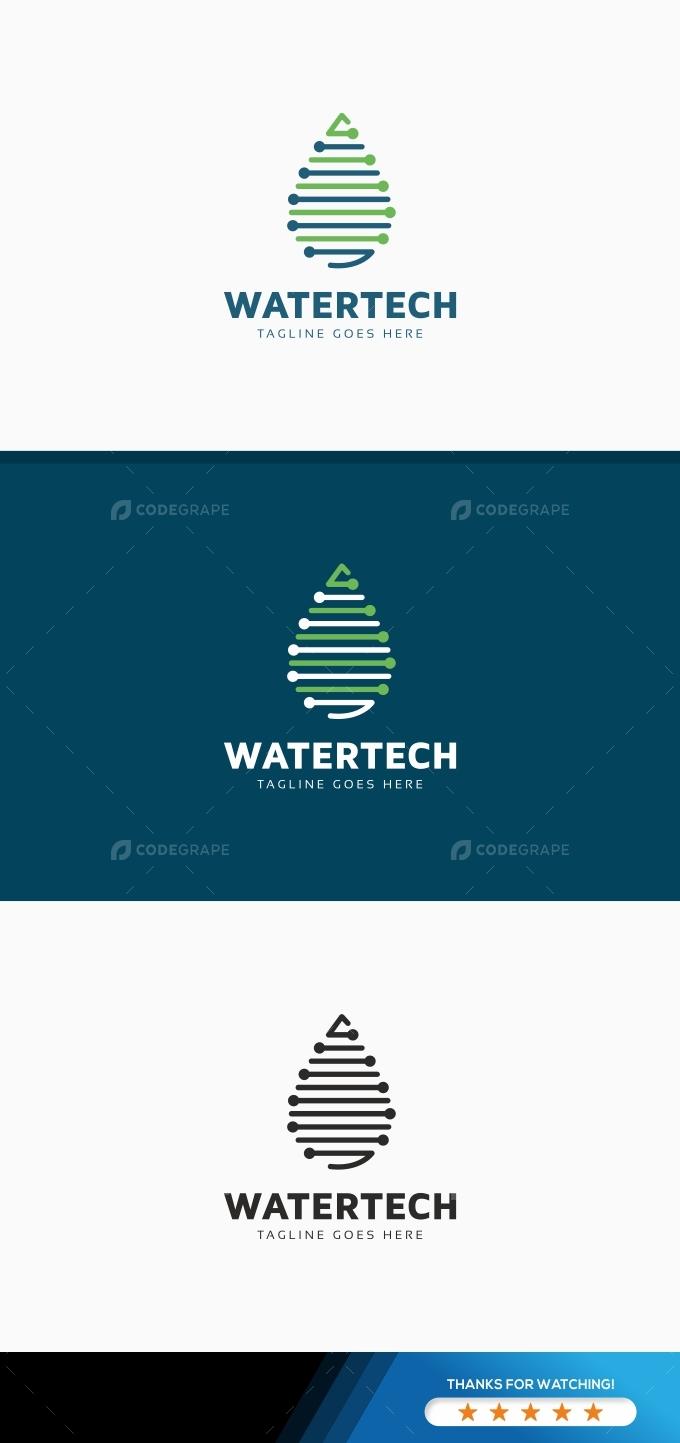 Water Tech Logo