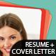 Modern CV + Cover Letter