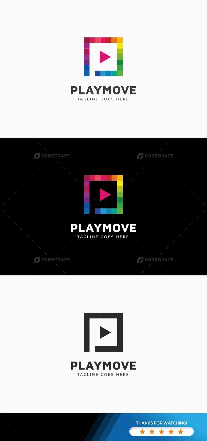 Play Move Logo
