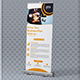 Roll Up Banner Vol - 12