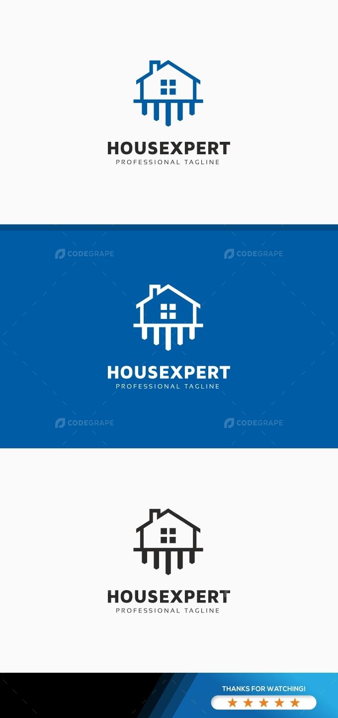 House Expert Logo