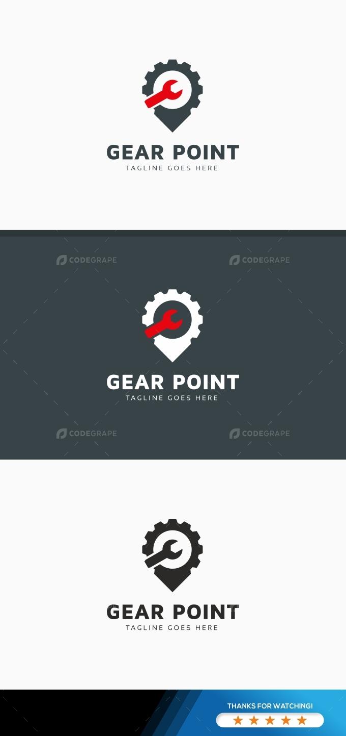 Gear Point Logo