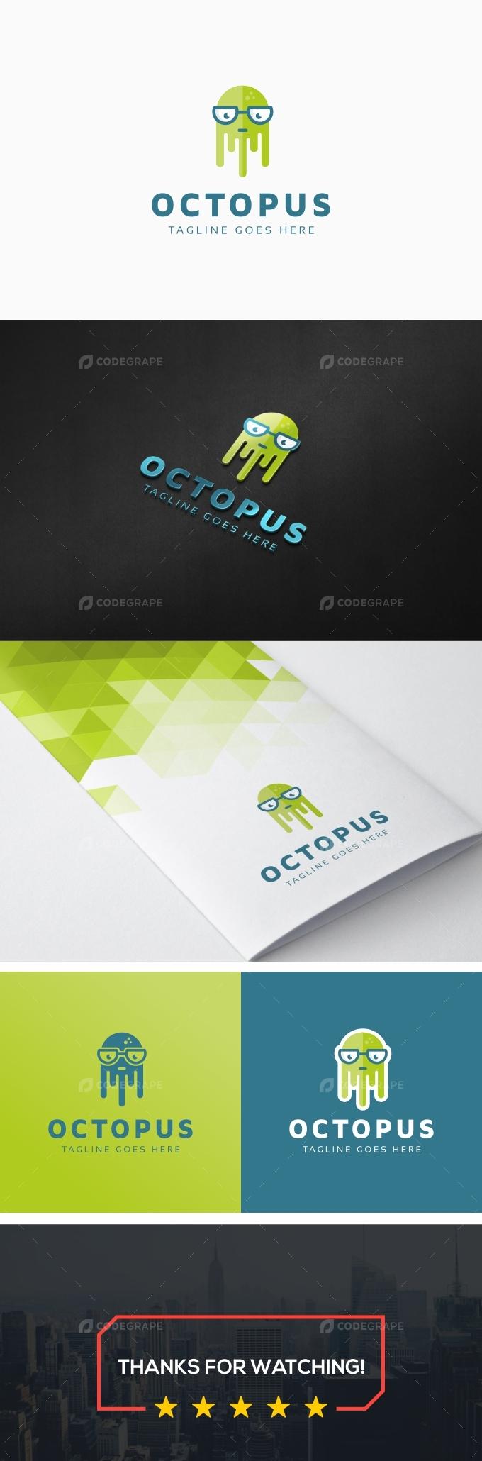 Octopus Logo