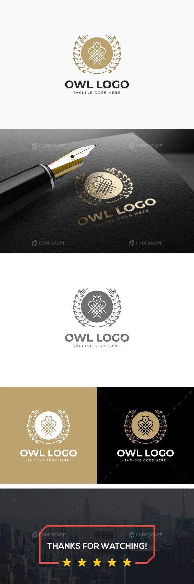Owl Logo