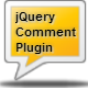 jQuery Comments Plugin