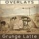 Grunge Latte | Photo Overlay Textures