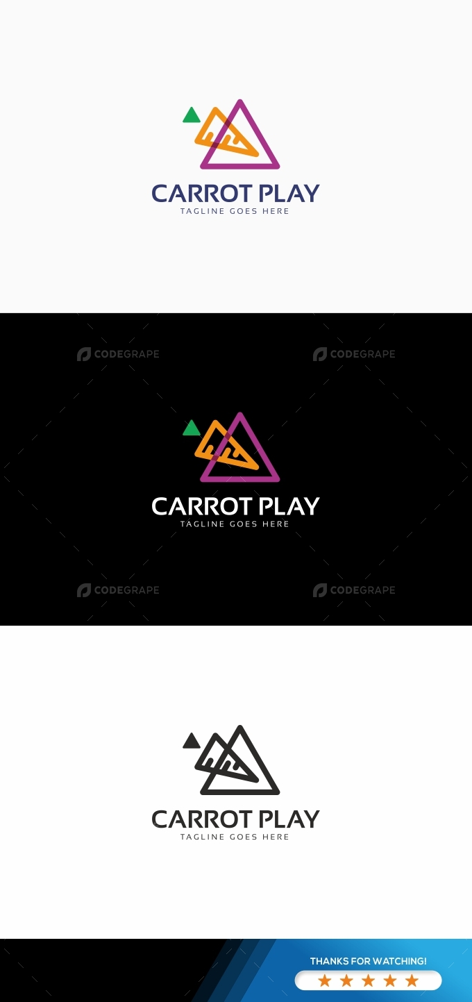 Carrot Play Logo