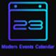 Modern Events Calendar - Responsive Event Scheduler & Booking For WordPress