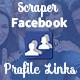Scraper Facebook Profile Links