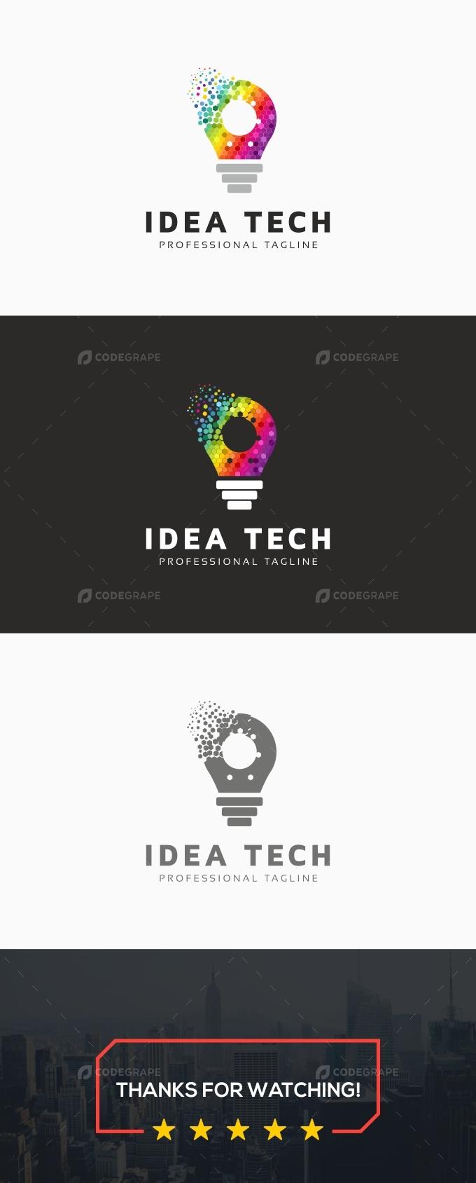 Idea Tech Logo