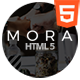 Mora Responsive One Page Parallax Template