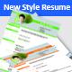 New Style Resume