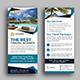 Travel Agency Rackcard Flyer