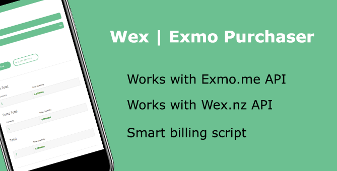 Wex | Exmo Purchaser