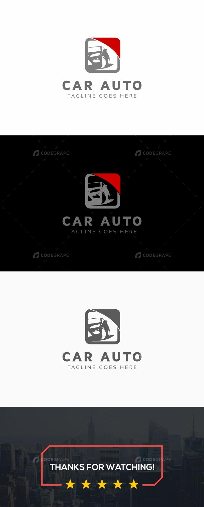 Car Auto Logo