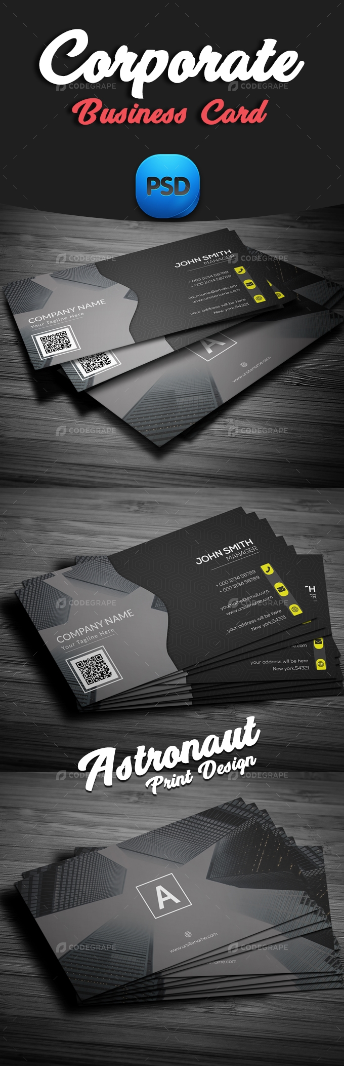 Corporate Business Card [VOL- 11]