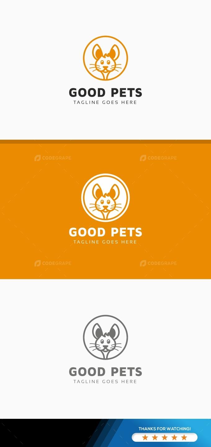 Good Pets Logo