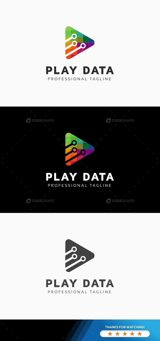 Play Data Logo