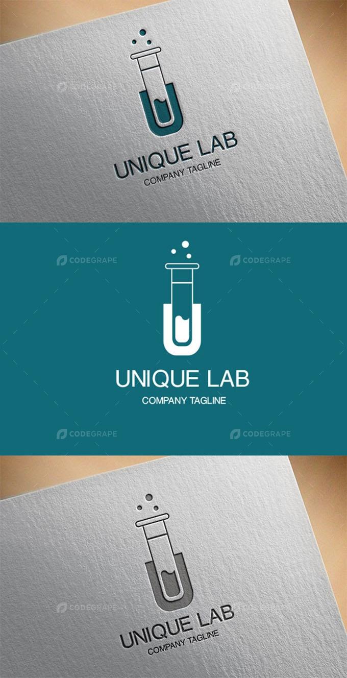 Unique Lab Logo